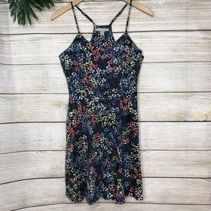 Banana Republic Strappy Floral Dress